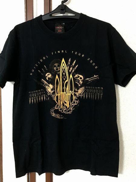【美品】【メタルT】AT THE GATES アット・ザ・ゲイツ Tシャツ サイズM デスメタル DEATH METAL