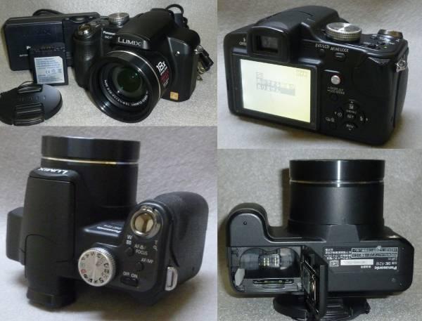 赤外線改造カメラ LUMIX DMC-FZ18 古文書 墨書 解読 IR80