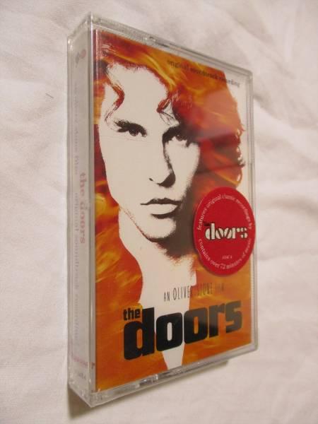 ★新品未開封★【カセットテープ】 OST (THE DOORS) / THE DOORS US版 オリジナル・サウンドトラック ドアーズ_画像1