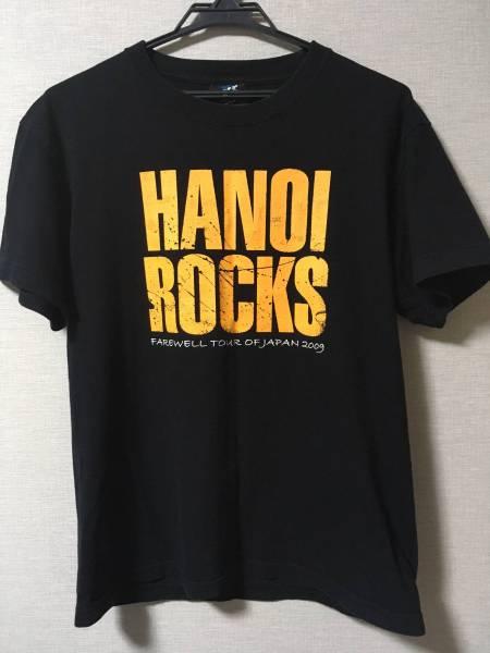 ハノイロックス HANOI ROCKS Tシャツ Mサイズ 中古