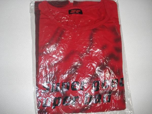 山下智久 Super good Super bad Tシャツ 公式ツアーグッズ