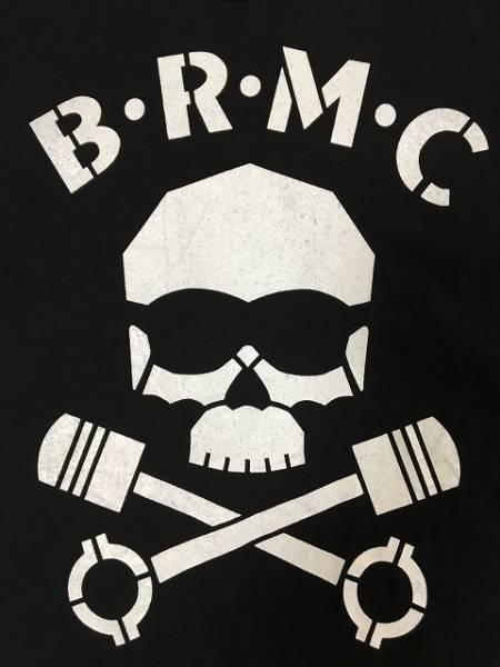 ☆格安☆666 BRMC Tシャツ Sサイズ パンク マーロン・ブランド THE WILD ONE 乱暴者 クラッシュ CLASH♪ライダース セディショナリーズ(検)