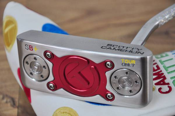 SCOTTY CAMERON Select SQUAREBACK+ TOUR ONLY サークルT SB+ 34inch