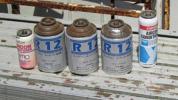 R12フロンガス 250ml缶 3本 & おまけ