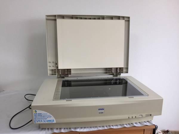 エプソン A3対応 カラースキャナー ES-8000 EPSON