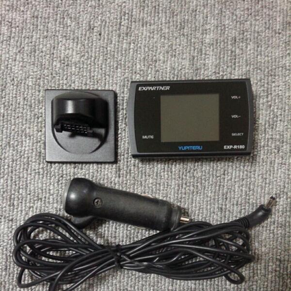 ユピテル GPSレーダー EXP-R180 送料510
