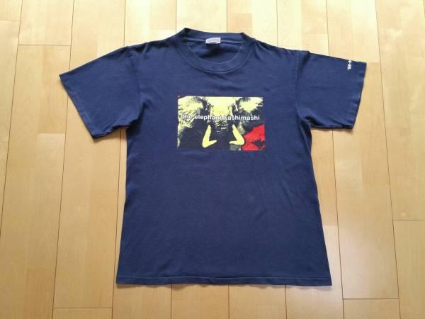 希少!1998年~1999年 エレファントカシマシ 象プリント ツアーTシャツ 宮本浩次 ライブグッズの画像