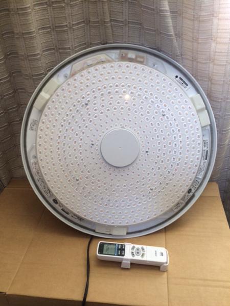 送料無料 LED 照明器具 LEC-AH800C ~8畳 日立 シーリングライト_画像3
