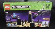 大人気 LEGO マインクラフト The Ender Dragon 21117 レゴ