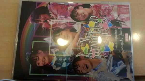 たこやきレインボー なにわンダーランド2016 ~ひみつの仮面舞踏会~(通常盤) DVD ライブグッズの画像