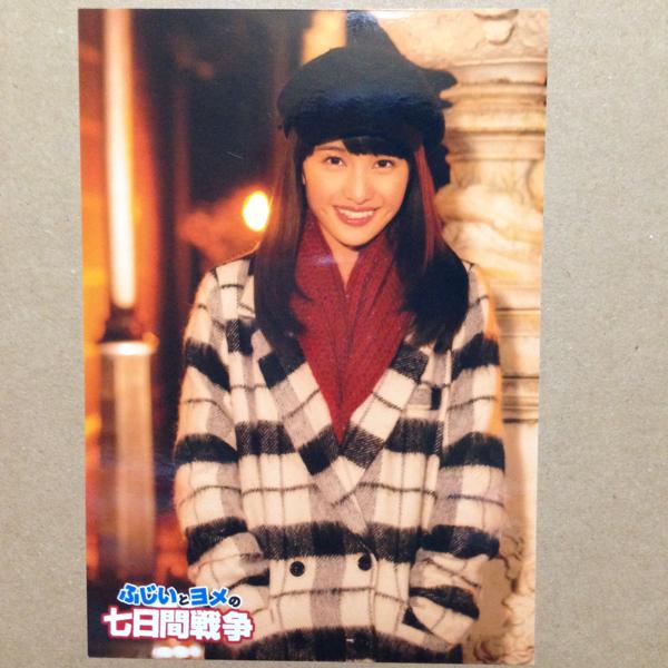 ももクロ 生写真 ふじいとヨメの七日間戦争 会場限定 生写真 百田夏菜子
