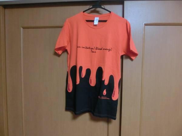 ミスターチルドレン ミスチル blood orange ツアー Tシャツ S 美品