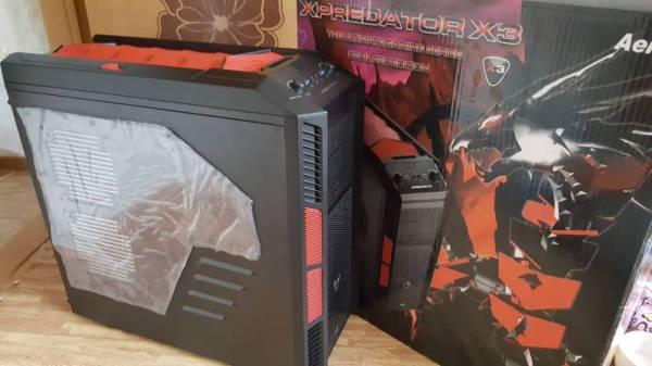 自作PC 中身はAlienware Aurora R4 i7 3820 ssd128gb HHD 1TB 500GB GTX5802GB