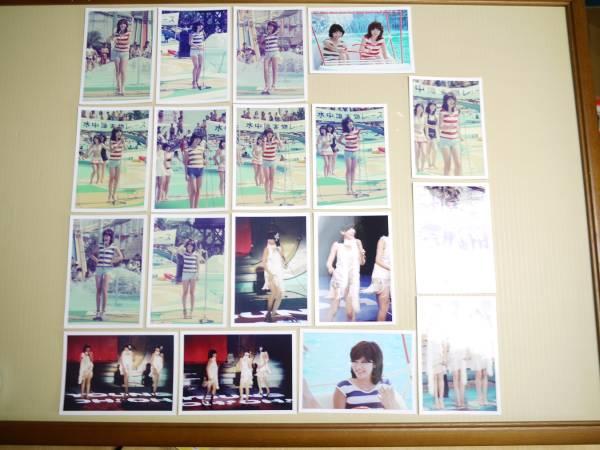 【非売品】Candies キャンディーズ 『水泳大会での写真 計18枚』⇒ 即決価格2,500円、荷物追跡が可能なクリックポストの送料無料です。