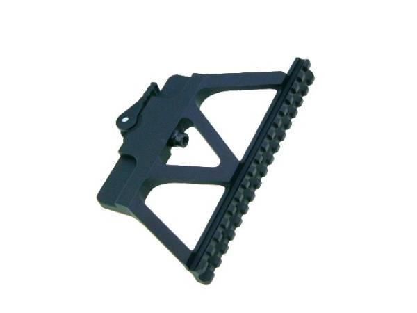 Midwest Industries型AK用サイドロックマウントベース黒新品東京マルイAKS74N次世代AK102対応_画像3