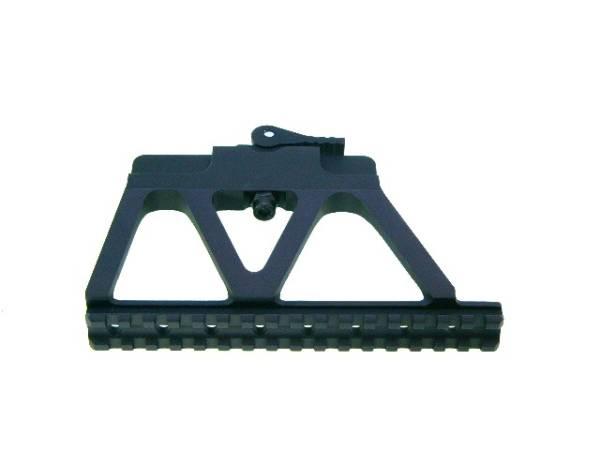 Midwest Industries型AK用サイドロックマウントベース黒新品東京マルイAKS74N次世代AK102対応_画像2