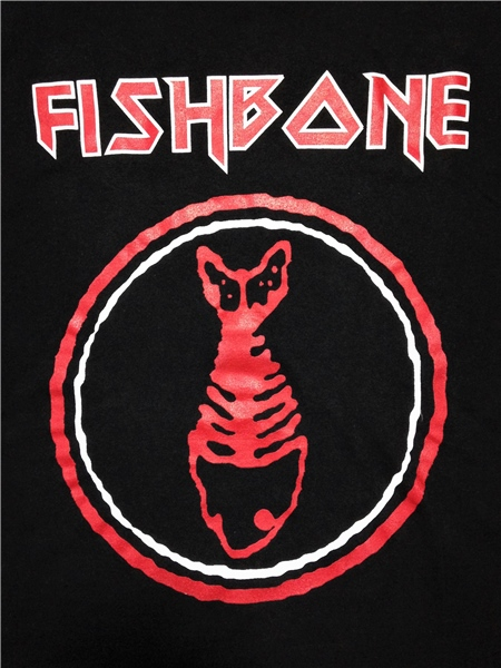 フィッシュボーン FISHBONE Tシャツ 黒 ブラック S ロック バンド パンク レゲエ ミクスチャー アンジェロ 検索 レッチリ