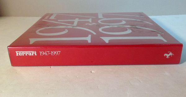 ★[5-15・海外・洋書]<未開封品>1997年 フェラーリ50周年記念本「Ferrari 1947-1997」 スポンサー向け★_画像3