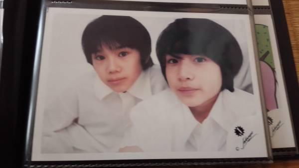 3■五関晃一 福田悠太 公認写真 2000年春 Jr.時代■