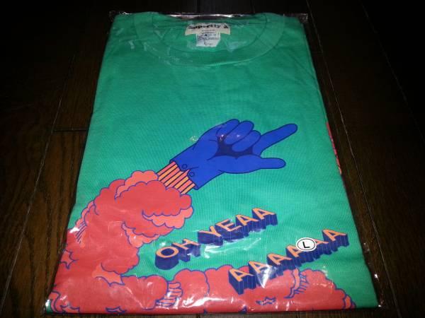 Superfly FLYHAND/OH YEAA AAAAAA Tシャツ