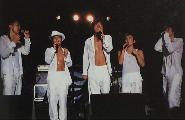 ●貴重●ゴスペラーズ,Gospellers●ツアー写真集『The Gospellers PICTURE GIFT~STARDUST MEMORIES~』2002.12●即決●