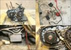 NSR80 エンジン キタコ アウターローター装着 希少部品 NS-1 NS50F 等にも!