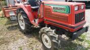※ 日の本 (ヒノモト)トラクター4WD N239 使用時間1416hr パワー ステー付23馬力※