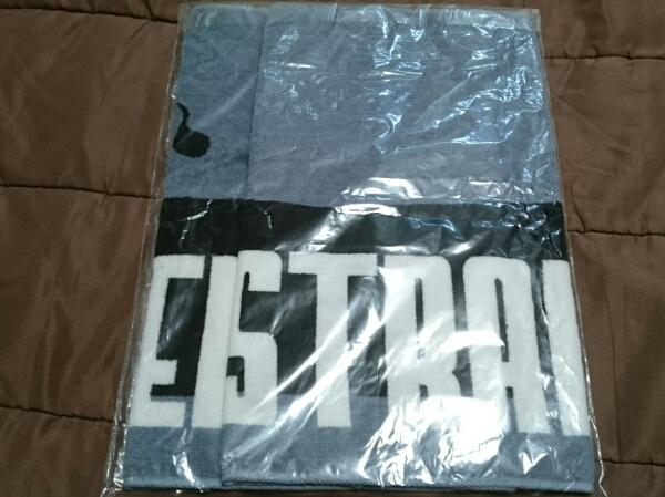 ストレイテナー 新品 タオル (検 ELLEGARDEN MONOEYES HIATUS ACIDMAN Tシャツ DVD CD) ライブグッズの画像