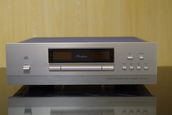 Accuphase ★アキュフェーズ CDプレーヤー DP-500 ★美品・送料無料!