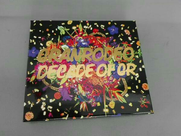 GRANRODEO DECADE OF GR(2CD+DVD) ライブグッズの画像