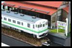 ■NジオラマNo576 JR石北本線「天幕駅」 情景
