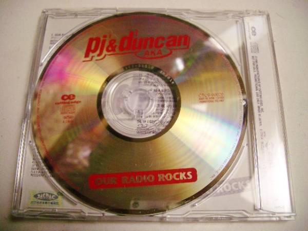 非売品 PJ&ダンカン AKA 「Our Radio Rocks」14トラック_画像2