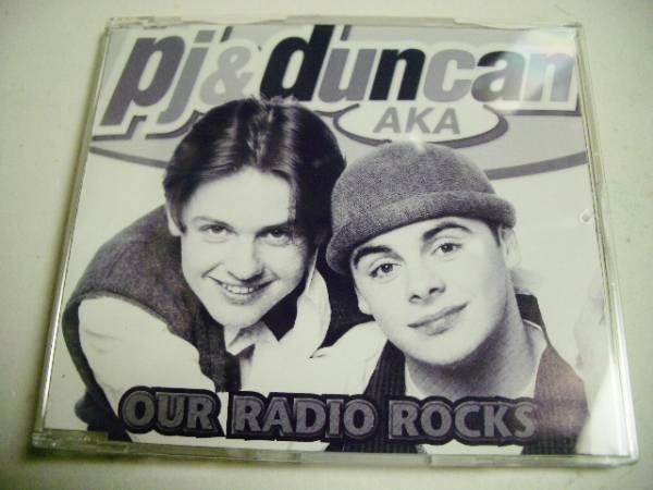 非売品 PJ&ダンカン AKA 「Our Radio Rocks」14トラック_画像1