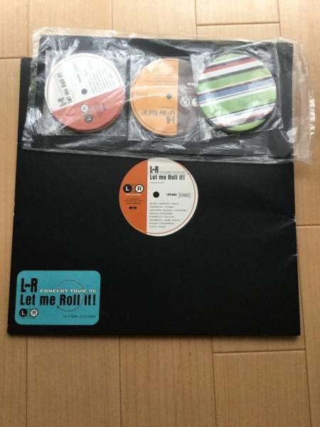 L⇔R(エルアール) Let me Roll it! ツアーパンフレット・コースター