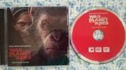猿の惑星:聖戦記(グレート・ウォー)輸入盤サントラCD/マイケル・ジアッキーノ
