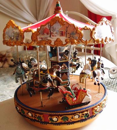 豪華★The Carousel ミスタークリスマス メリーゴーランド カルーセル Mr Christmas 30曲 確認動画あり