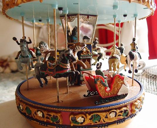 豪華★The Carousel ミスタークリスマス メリーゴーランド カルーセル Mr Christmas 30曲 確認動画あり_画像2