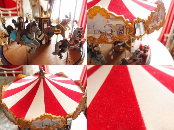 豪華★The Carousel ミスタークリスマス メリーゴーランド カルーセル Mr Christmas 30曲 確認動画あり_画像3