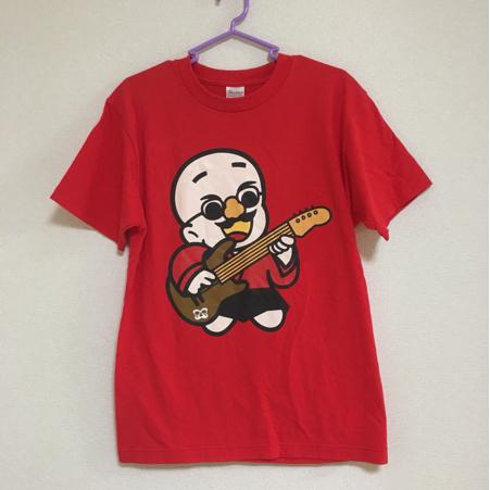 RADWIMPS 味噌汁's×マルコメくんTシャツ ライブグッズの画像