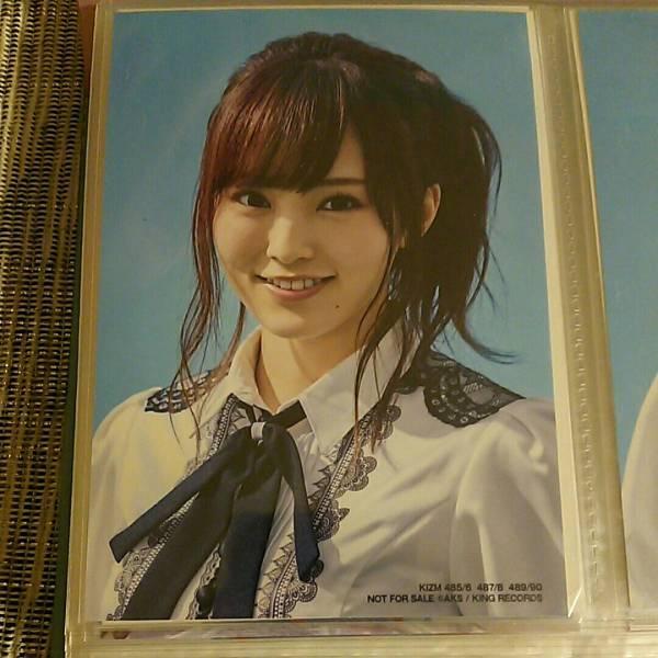 AKB48 山本彩 願いごとの持ち腐れ 通常 生写真 NMB ライブ・総選挙グッズの画像