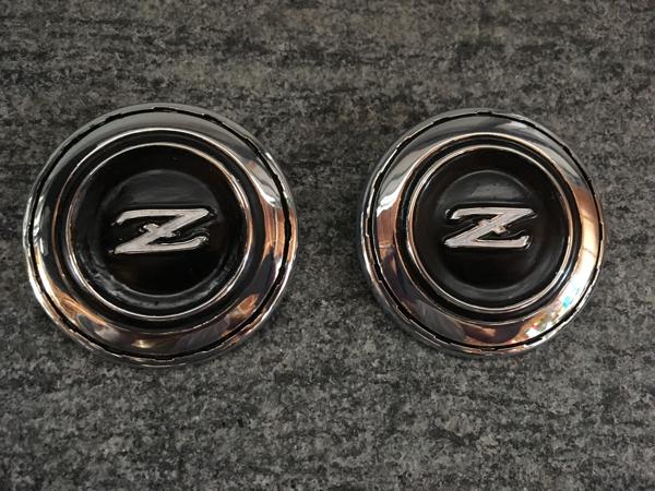 初期  フェアレディZ S30Z Z432 PS30 240Z 240ZG  クォーターエンブレム