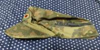 ドイツ軍 ドイツ連邦軍 フレクター 戦闘帽 実物 キャップ 迷彩 59㎝