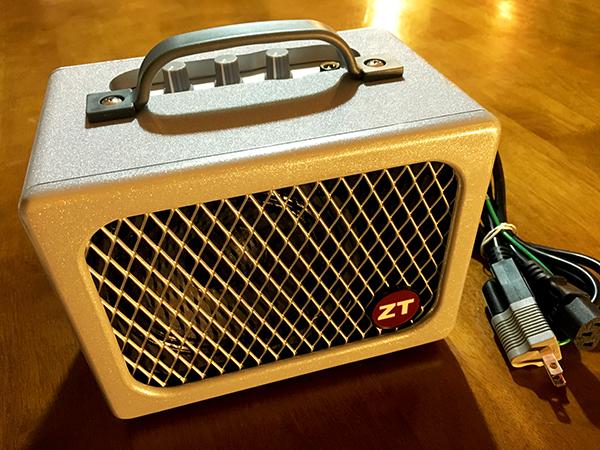 ZT Amp Lunchbox Jr.(50W)完動品、ランチボックス ジュニア JUNIOR