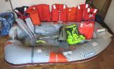 ジョイクラフト MUG-242 スズキ2馬力(2サイクル)船