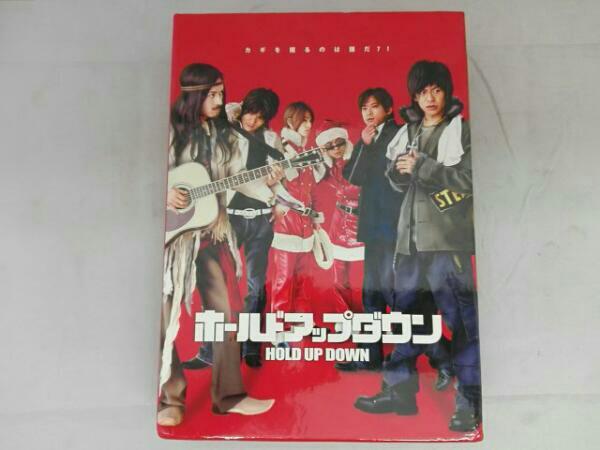 DVD ホールドアップダウン・V6 コンサートグッズの画像