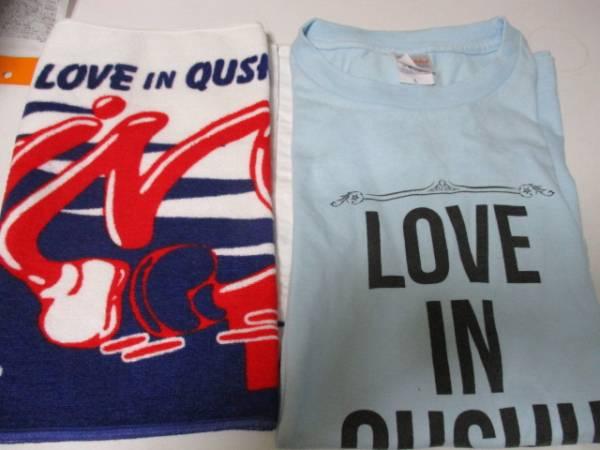LinQ Tシャツ&タオル セット  ライブグッズの画像