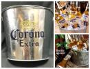 コロナビール非売品 バケツ Corona Extra コロナ エキストラ 超希少品 (検 ハイネケン バドワイザー BBQ アウトドア 花火