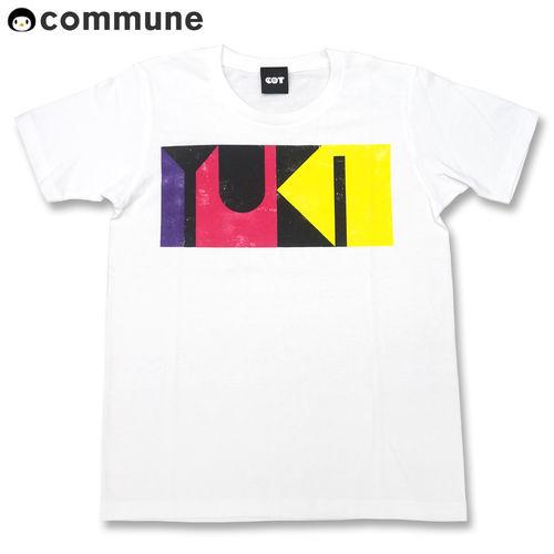 YUKIユキ☆commune of tenファンクラブイベントCOT限定TシャツMサイズまばたきblinkblinkライブツアーグッズ