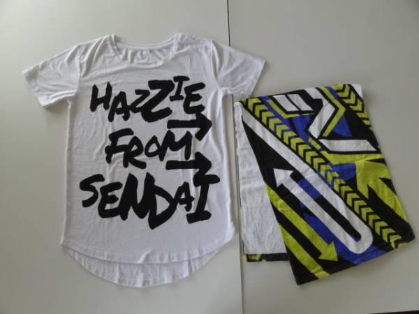 【グッズ】ハジ→ Tシャツ&タオルセット/使用品