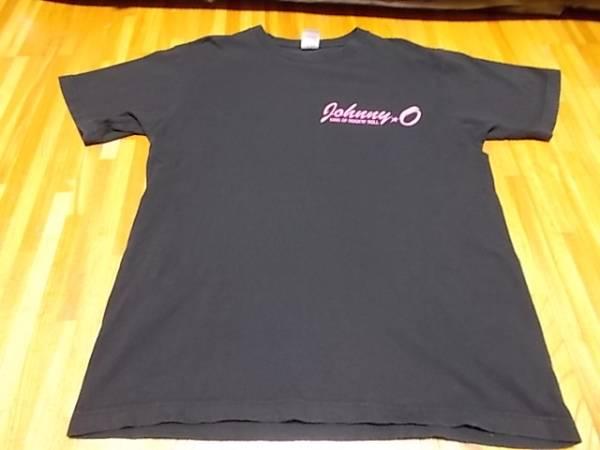 ジョニー大倉 40周年 Tシャツ サイズL キャロル CAROL